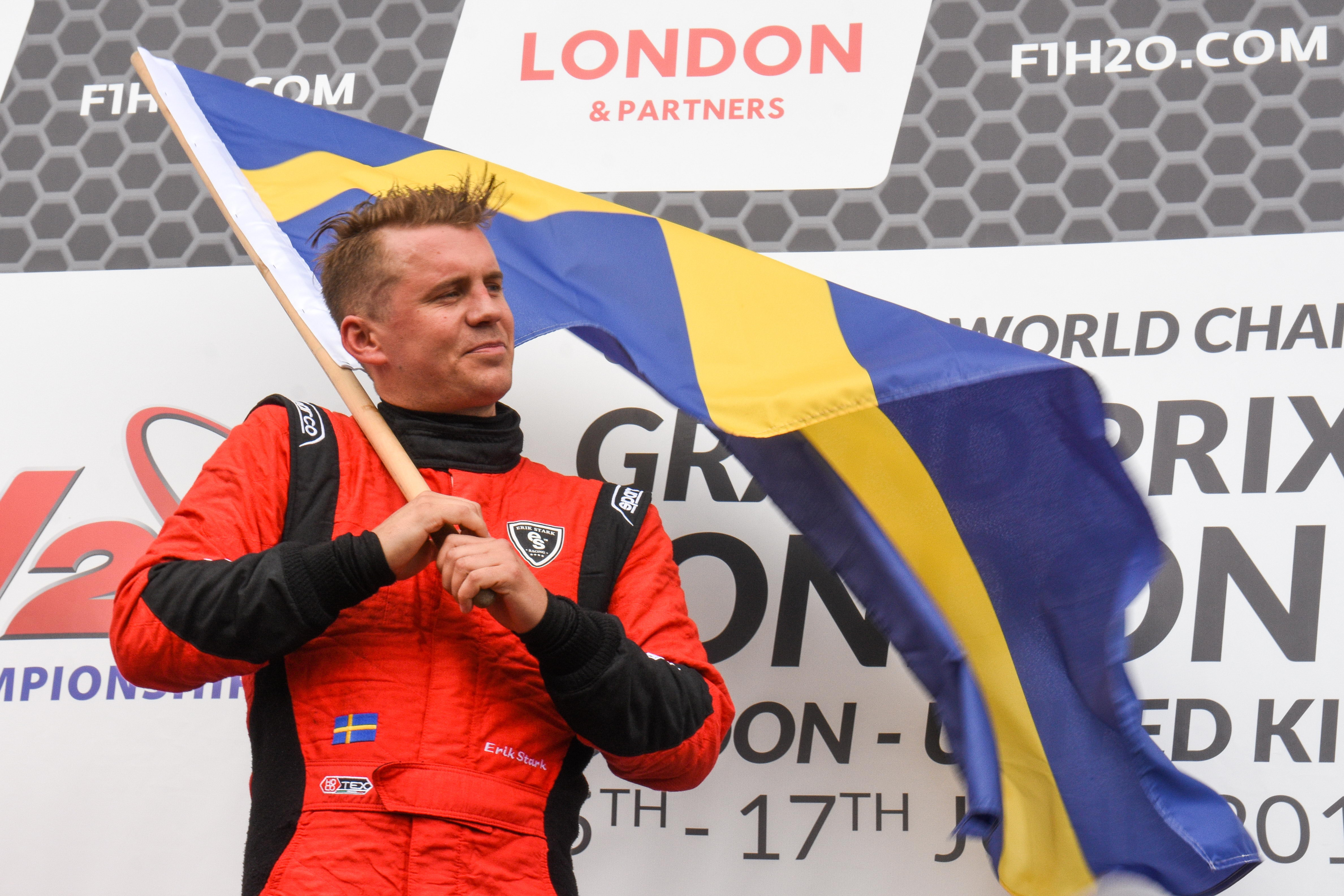 ERIK STARK BACK TO CHALLENGE FOR TITLE WITH MAVERICK F1