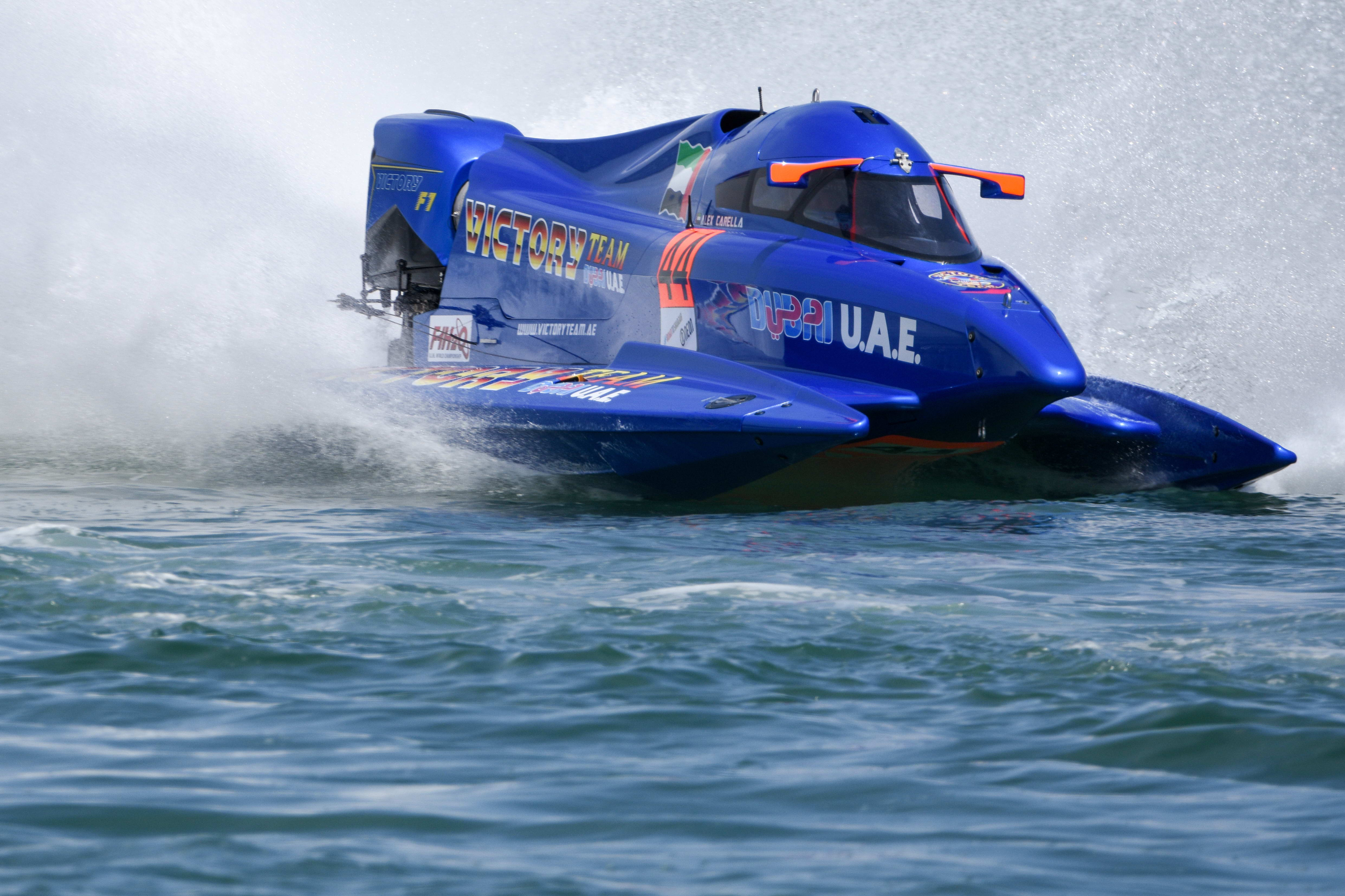 F1H2O UIM World Championship: CARELLA LOOKING TO BE IN THE MIX