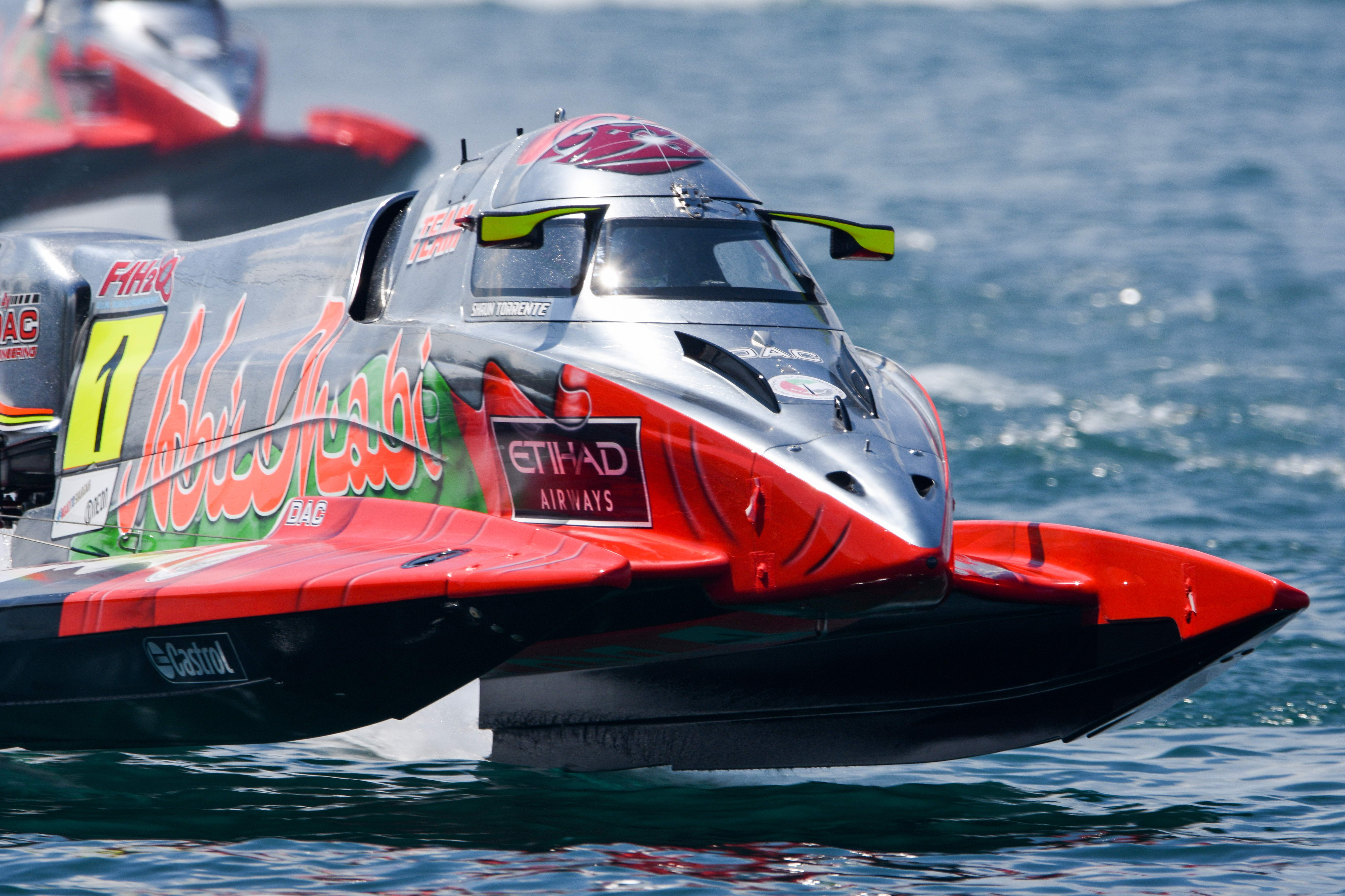 F1H2O UIM World Championship: XIAMEN DOUBLE HEADER WILL BE A 'DEFINING WEEKEND' IN TITLE RACE
