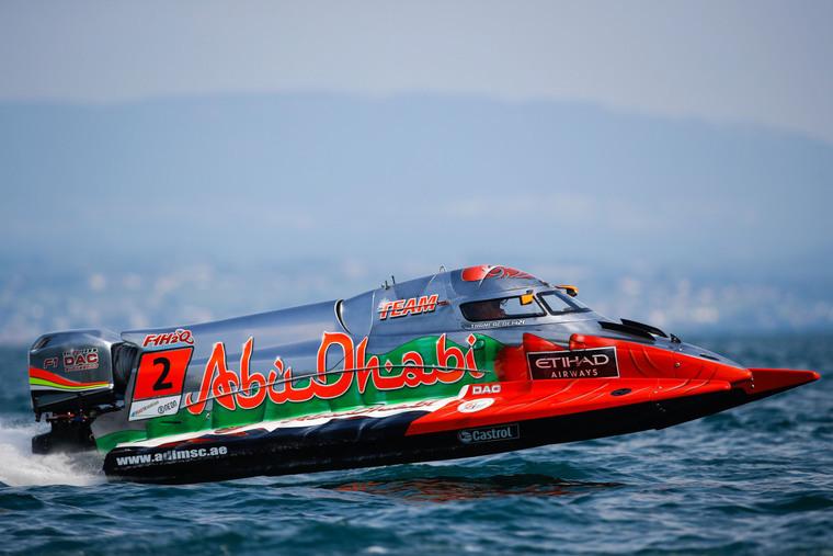 Calendario F1 2020 Sky.F1h2o Uim World Championship