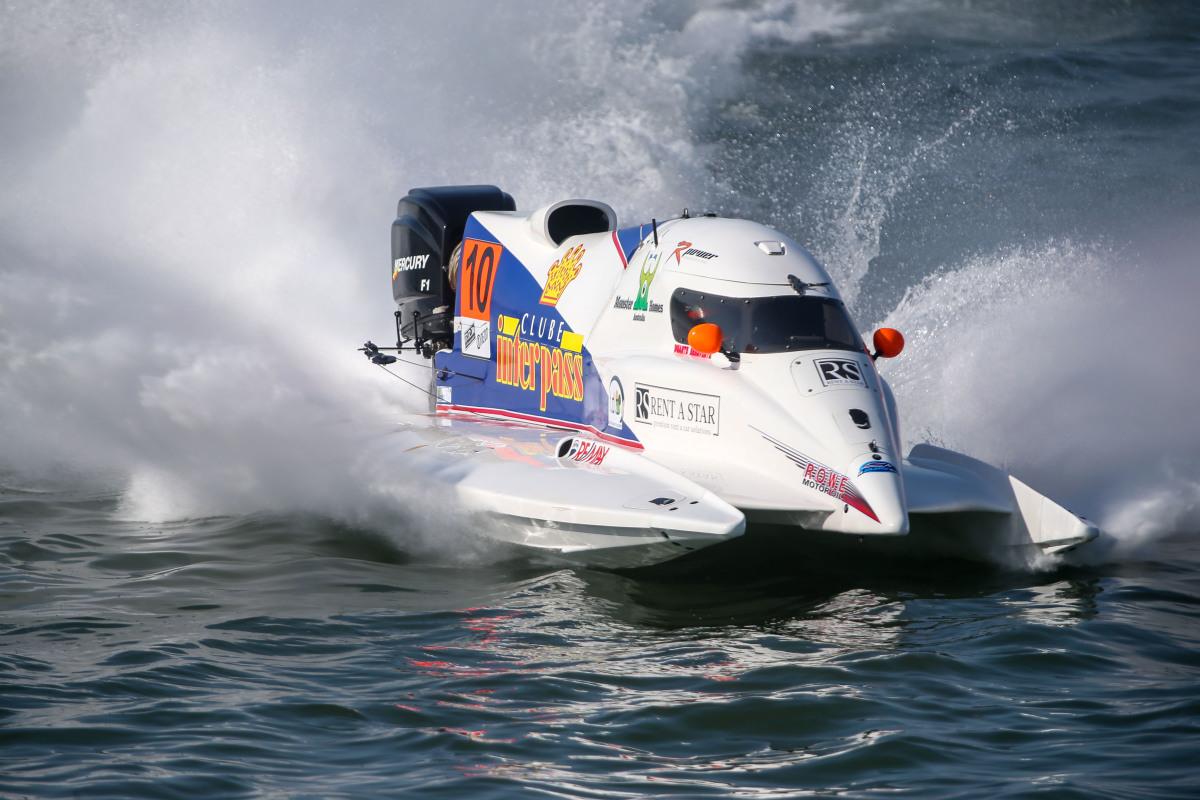 F1H2O UIM World Championship